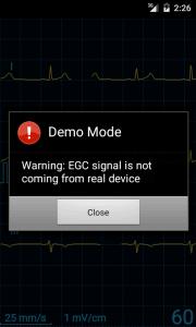 Demo ECG
