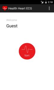 Healt Heart ECG Main