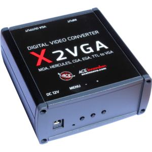 x2VGA Video Converter