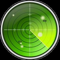 Radar Icona