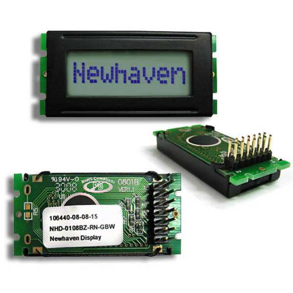 LCD Display Newhaven