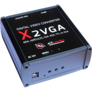 Convertitore VIdeo x2VGA